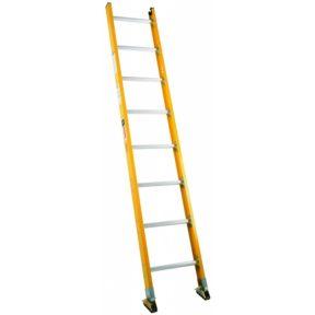 Fiberglass Straight Ladders