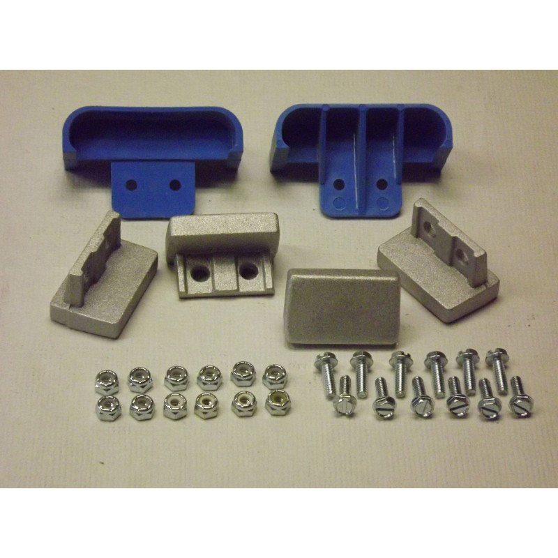 End Cap Replacement Kit For Bauer Series 222 And 225