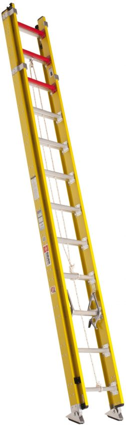31524 - 315 Series - Type 1AA Fiberglass Extension Ladder