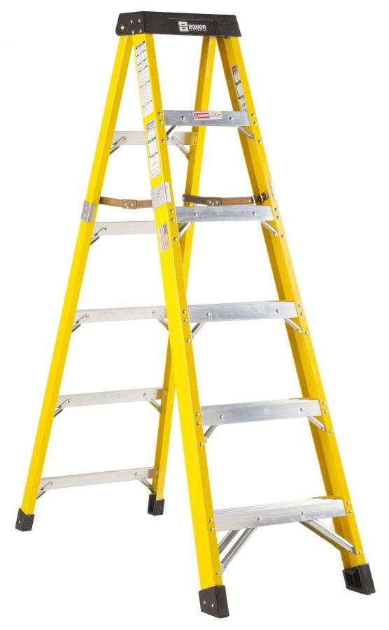 350 Series - Type 1AA Fiberglass Step Ladder